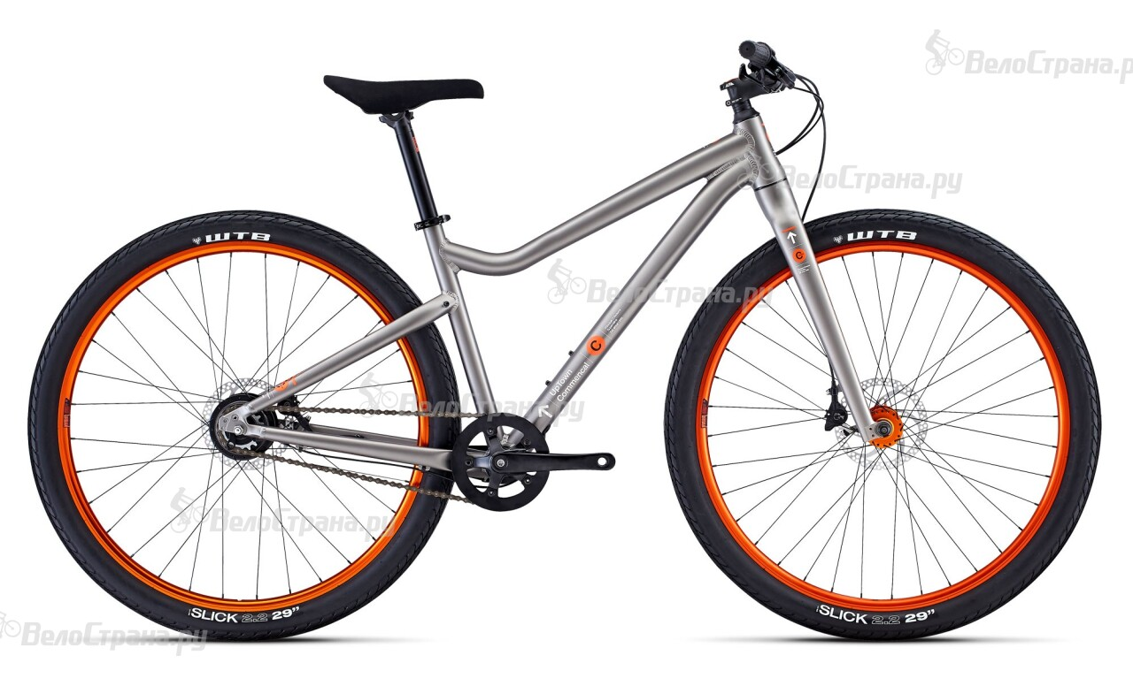 Велосипед Commencal Uptown Al Signature (2015) велосипед commencal absolut al 2013