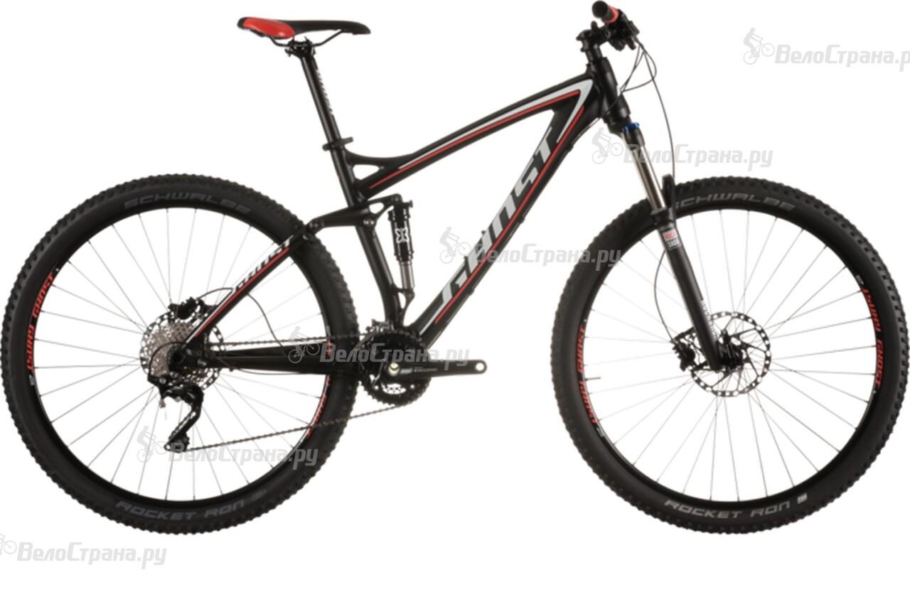 Велосипед Ghost AMR LT 2 (2015)