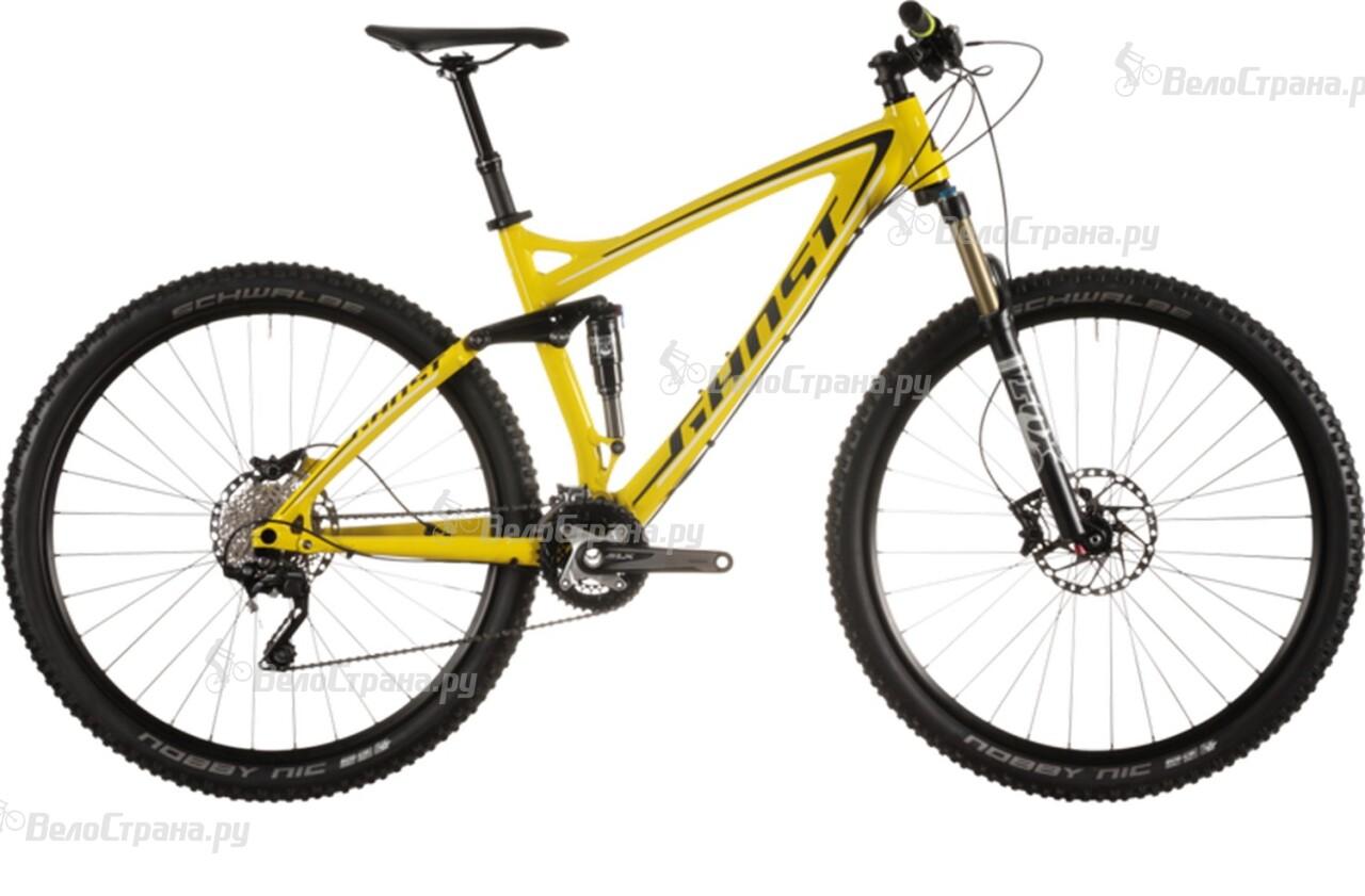 Велосипед Ghost AMR LT 5 (2015)