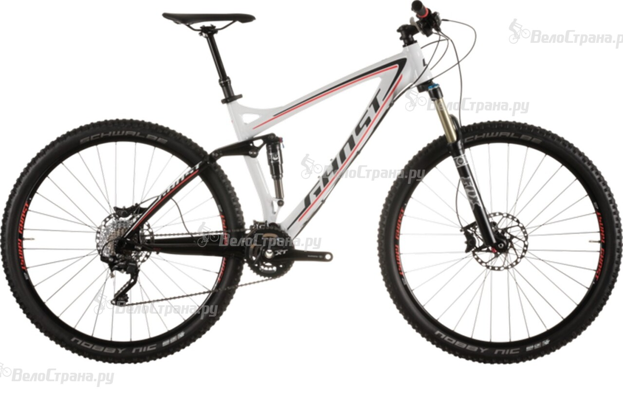 Велосипед Ghost AMR LT 7 (2015)