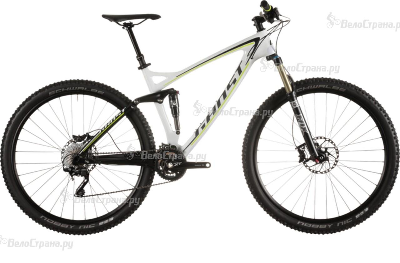 Велосипед Ghost AMR LT 8 LC (2015)