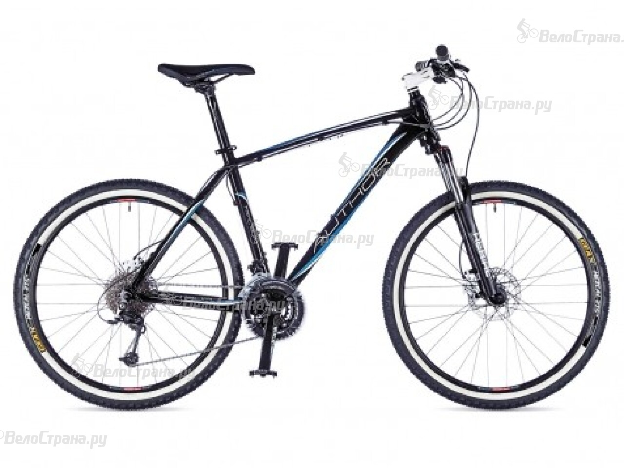 Велосипед Author Traction 27 (2014)