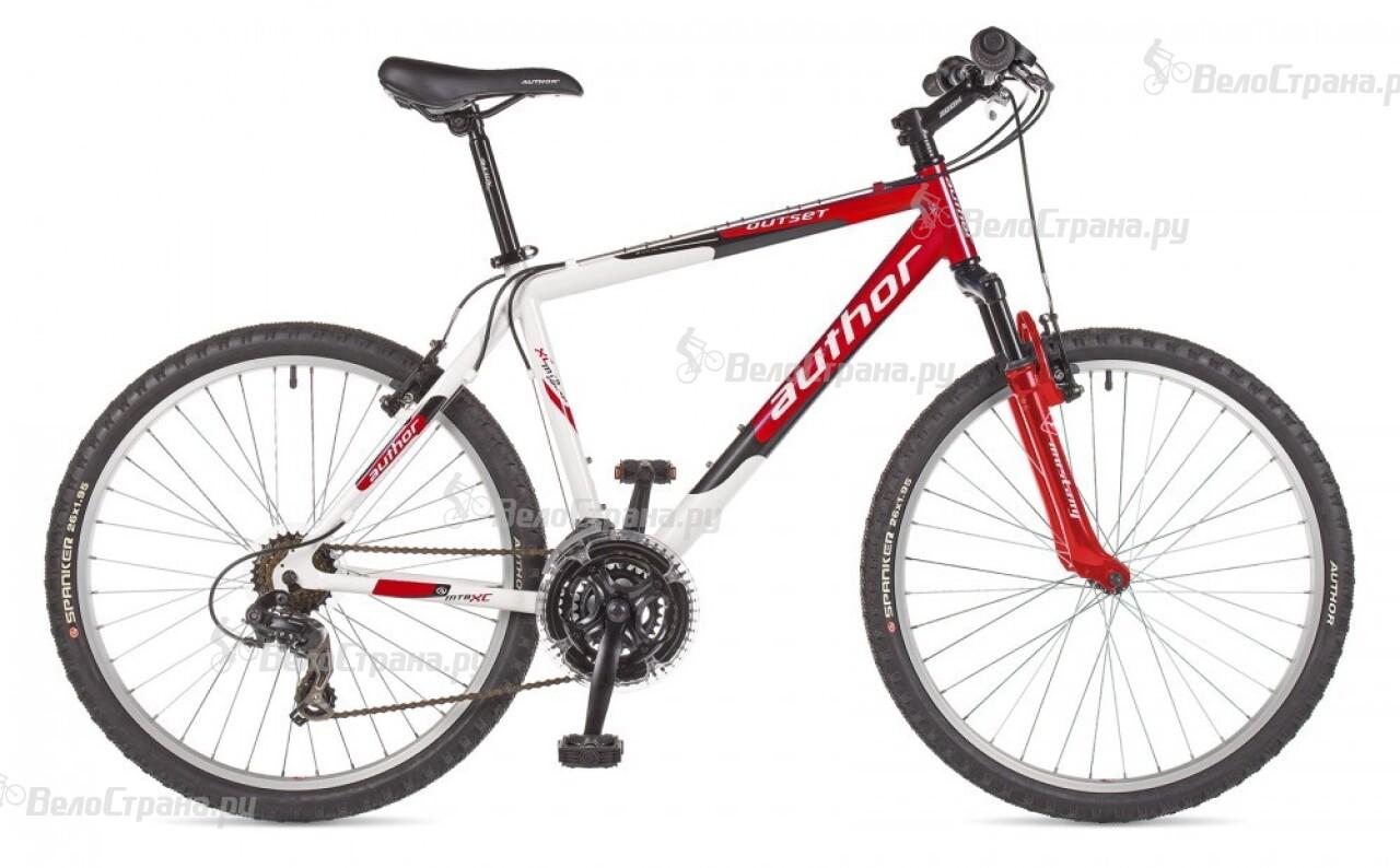 Велосипед Author Outset (2014) лифчик для девочек 9 лет
