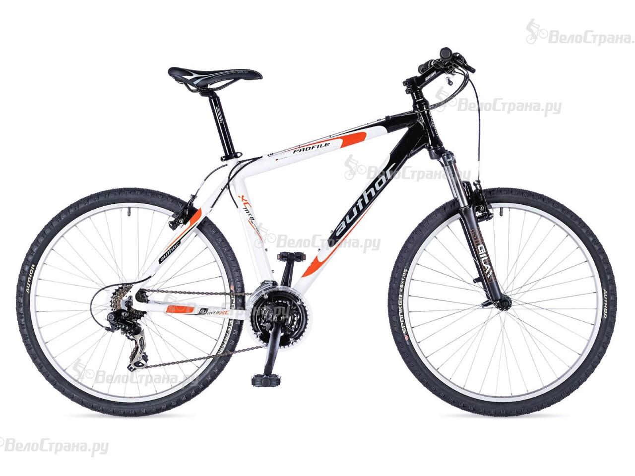 Велосипед Author Profile (2014) glc glc good practice details pr only t