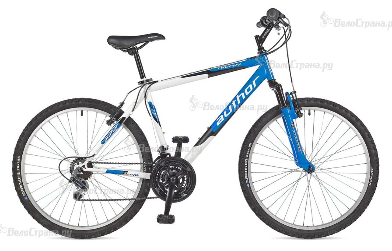 Велосипед Author Trophy (2014) лифчик для девочек 9 лет