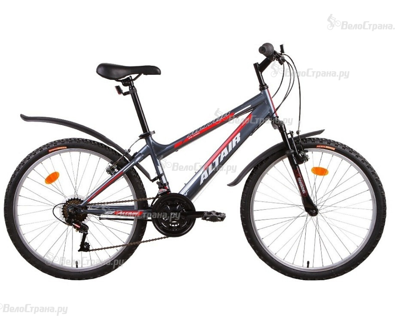 Велосипед Forward Altair MTB HT Junior 24 (2014)