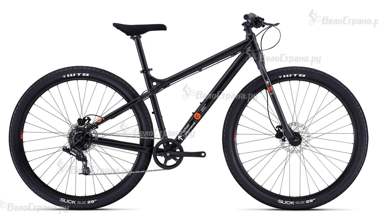 Велосипед Commencal Uptown Al Origin (2015) велосипед commencal absolut al 2013