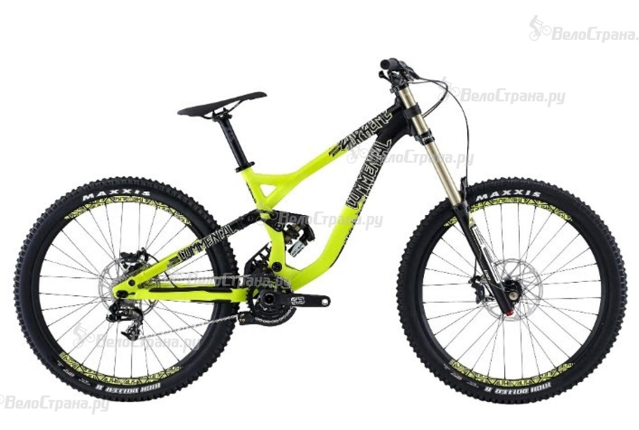 Велосипед Commencal Supreme DH RACE 650b (2015) commencal supreme dh wc 2013