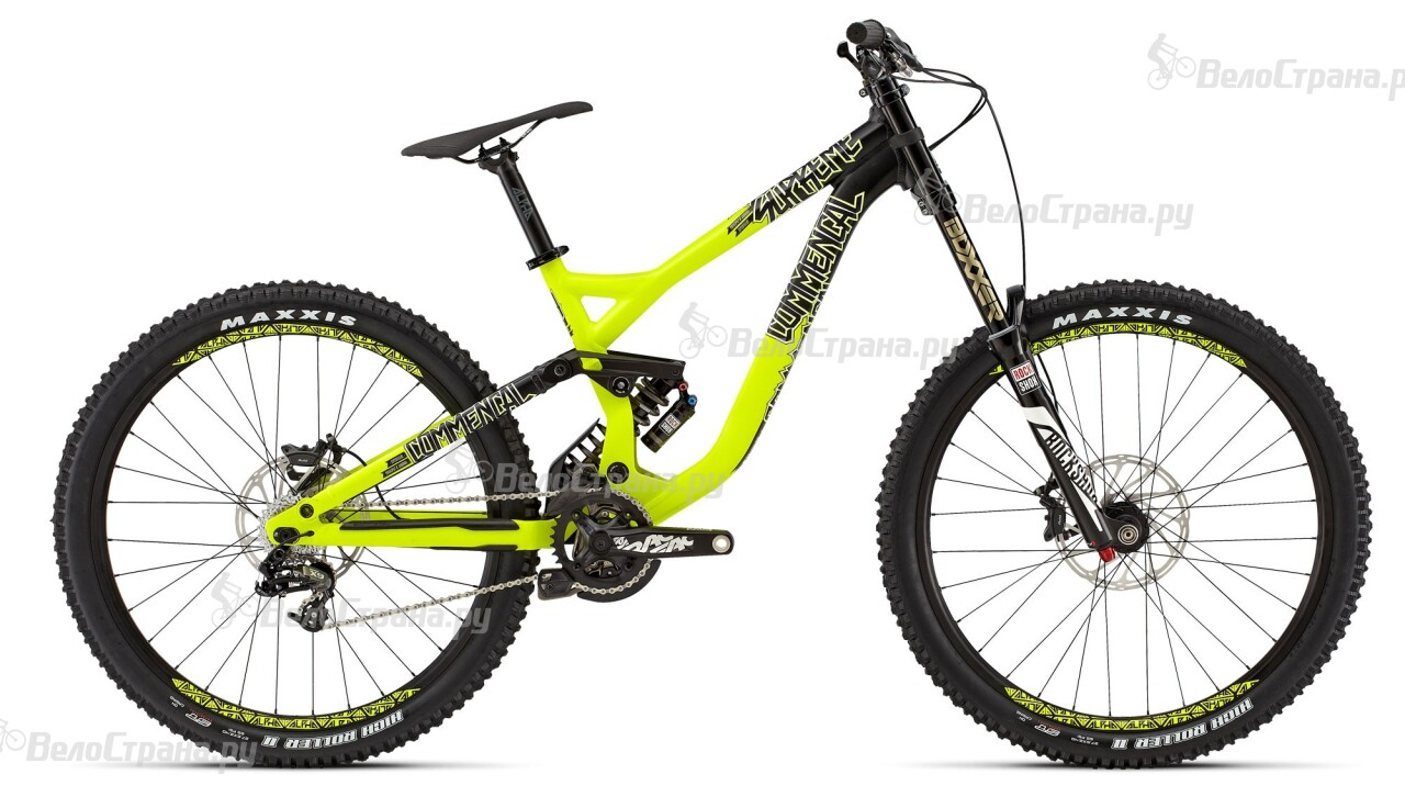 Велосипед Commencal Supreme DH ESSENTIAL 650b (2015) велосипед commencal fcb essential 2015