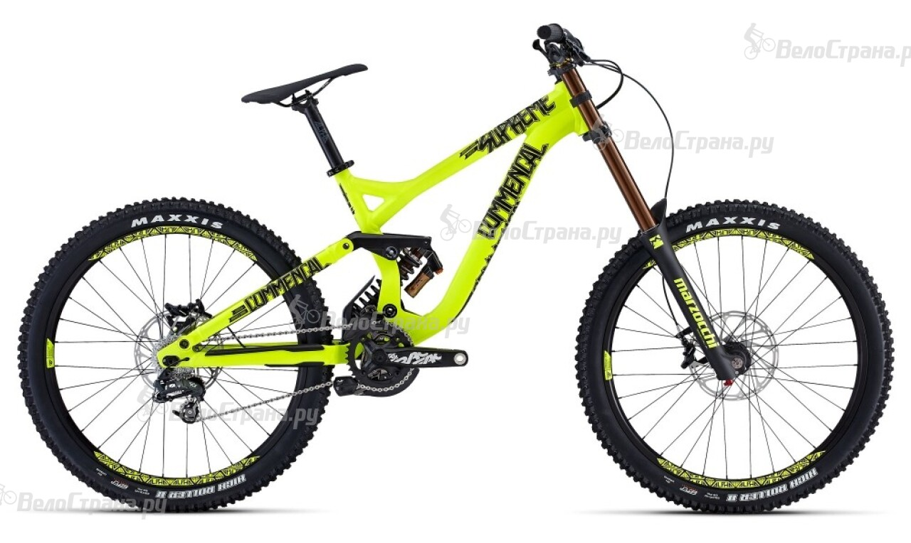 Велосипед Commencal Supreme DH ORIGIN 650b (2015) велосипед commencal supreme dh o 650 b 2015