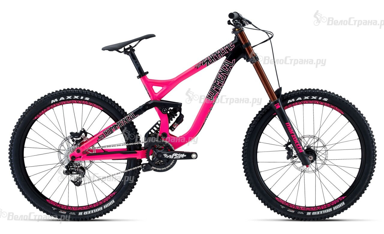 Велосипед Commencal Supreme DH Park (2015) велосипед commencal supreme dh o 650 b 2015