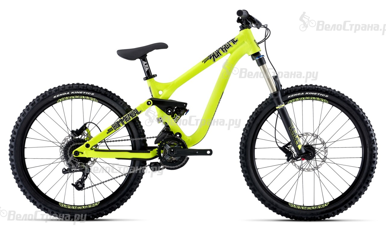 Велосипед Commencal SUPREME 24 (2015) велосипед commencal supreme dh o 650 b 2015