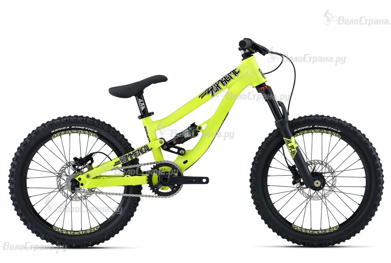Велосипед Commencal SUPREME 20 (2015) велосипед commencal supreme dh o 650 b 2015