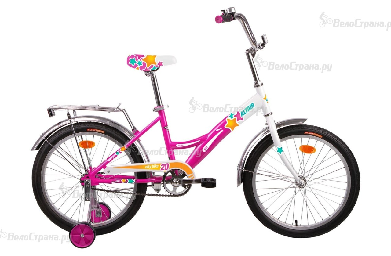 Велосипед Forward Altair City Girl 20 Compact (2015) велосипед altair city girl 18 2016