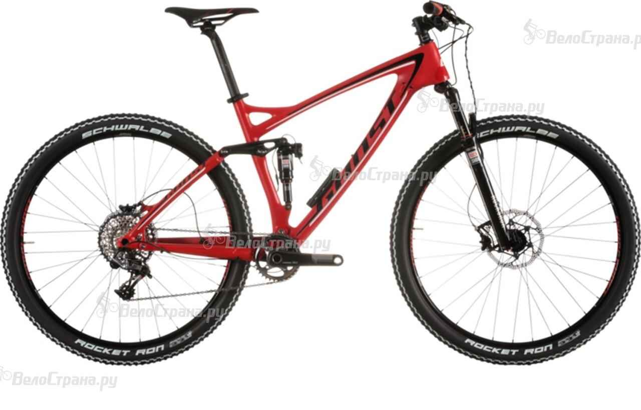 Велосипед Ghost AMR 10 LC Ei (2015)