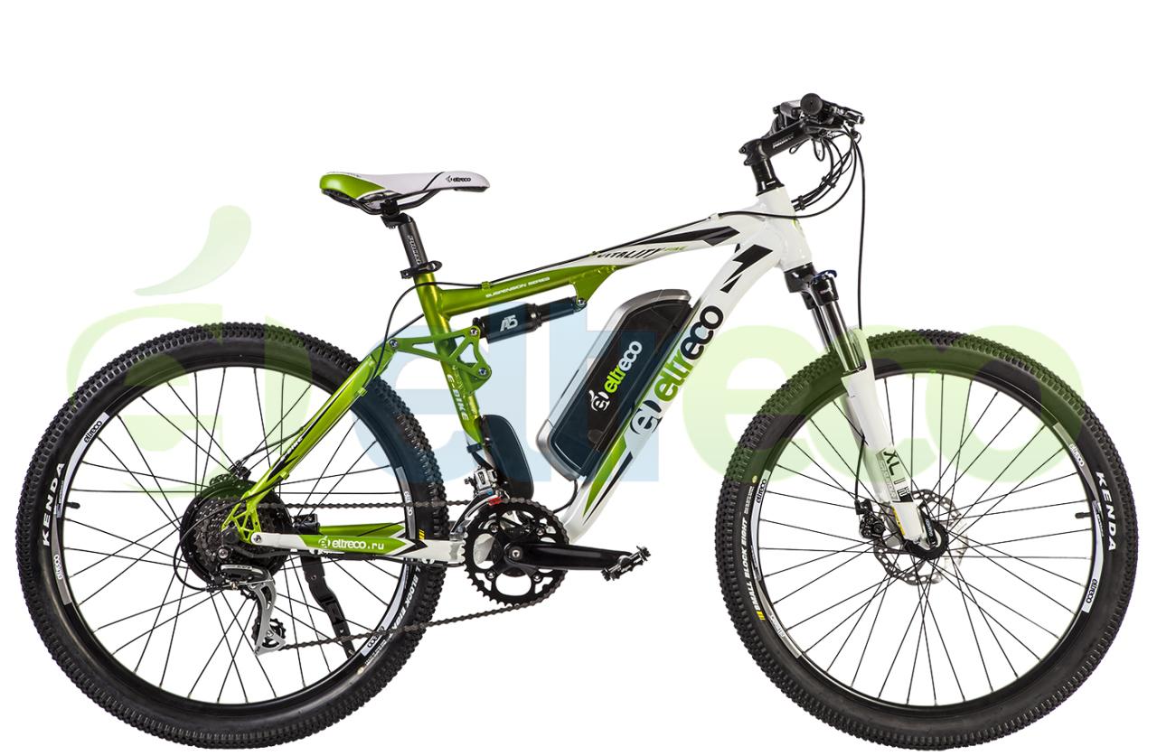 Велосипед Eltreco Vitality ES 600 (2016)