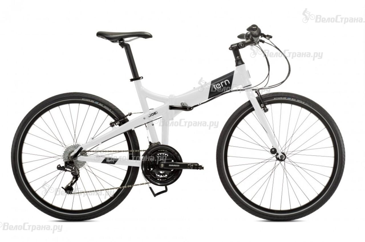 Велосипед Tern Joe D24 (2015) велосипед tern node d16 2015