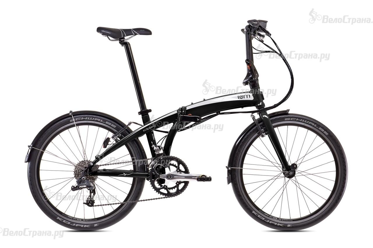 Велосипед Tern Eclipse P18L (2015) велосипед tern node d16 2015