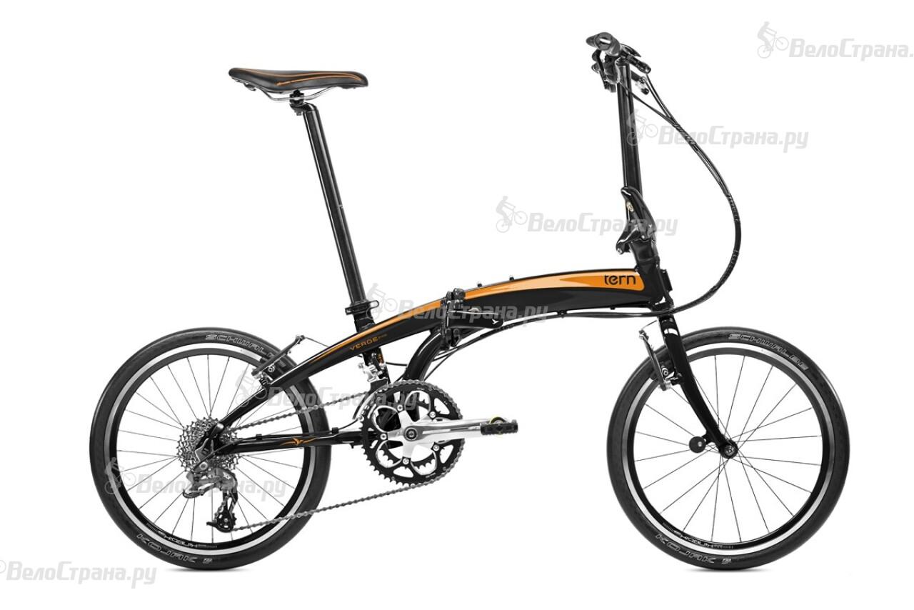 Фото Велосипед Tern Verge P20 (2015) 2015 csm360