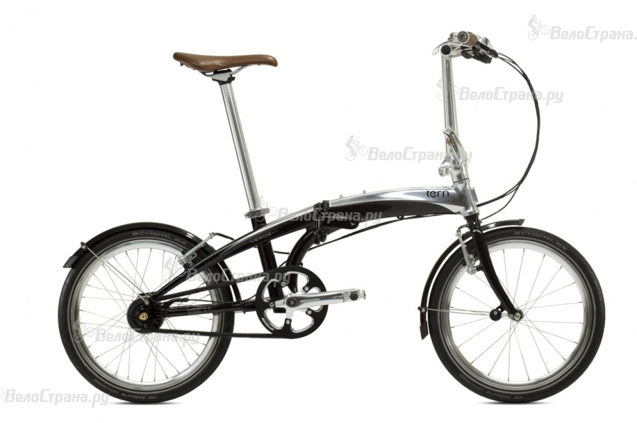 Велосипед Tern Verge S11i (2015) велосипед tern node d16 2015