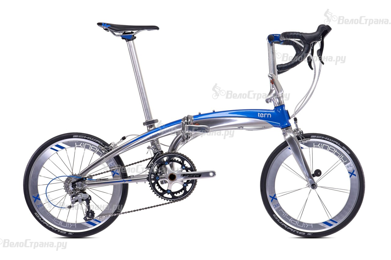 Велосипед Tern Verge X18 (2015) велосипед tern node d16 2015