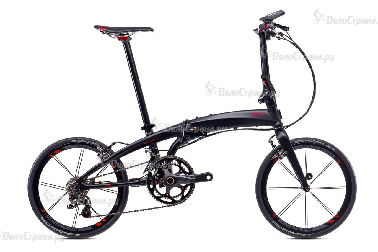 Велосипед Tern Verge X20 (2015) велосипед tern node d16 2015