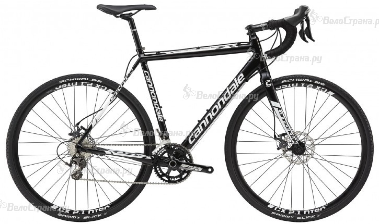 Велосипед Cannondale CAADX 105 Disc (2015) cannondale slice 105 2016