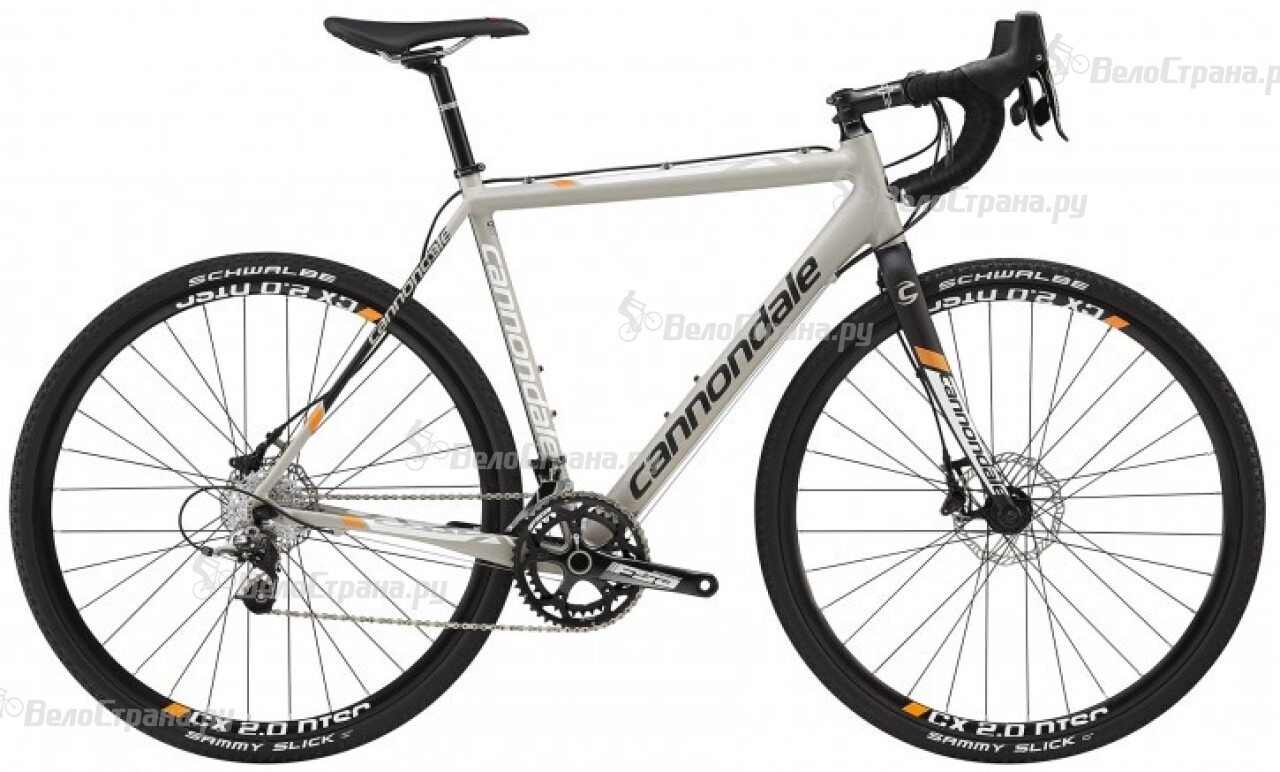 Велосипед Cannondale CAADX SRAM Rival Disc (2015)