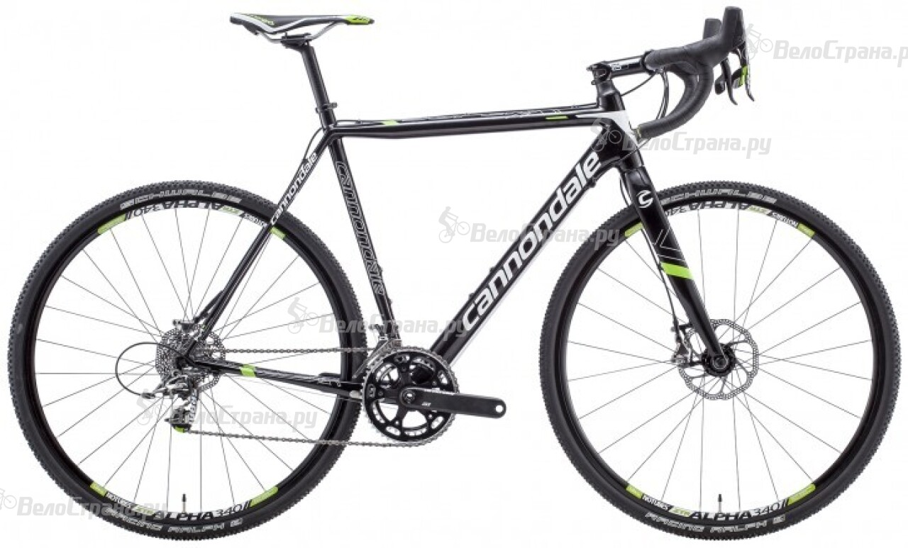 Велосипед Cannondale SuperX Hi-MOD SRAM Red Disc (2015)