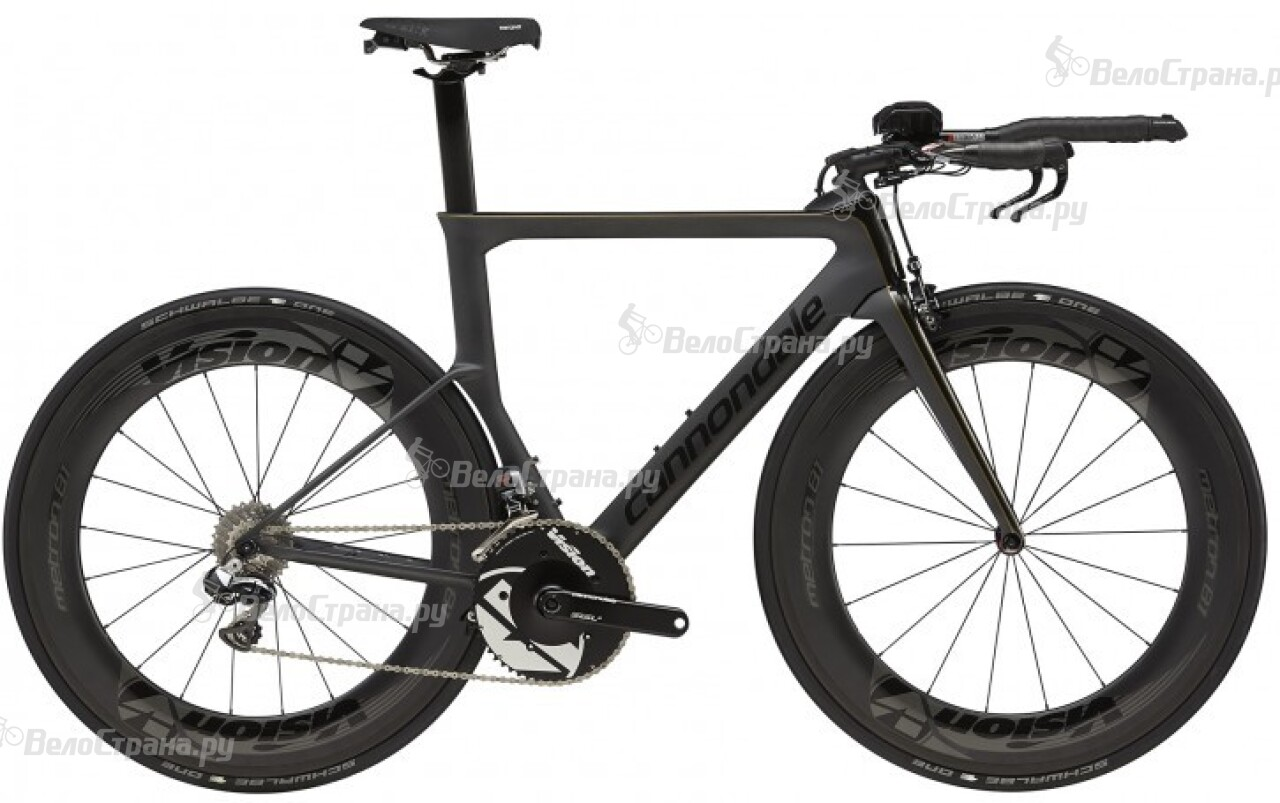 Велосипед Cannondale Slice Black Inc. (2015) inov 8 сумка all terrain kitbag black