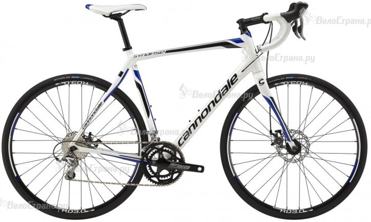 Велосипед Cannondale Synapse Tiagra Disc 6 (2015)