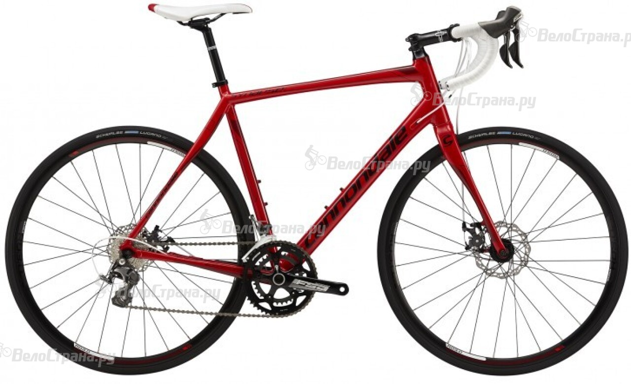 Велосипед Cannondale Synapse 105 5 Disc (2015) cannondale slice 105 2016