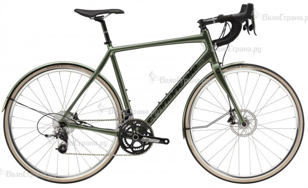 Велосипед Cannondale Synapse SRAM Rival Disc (2015)