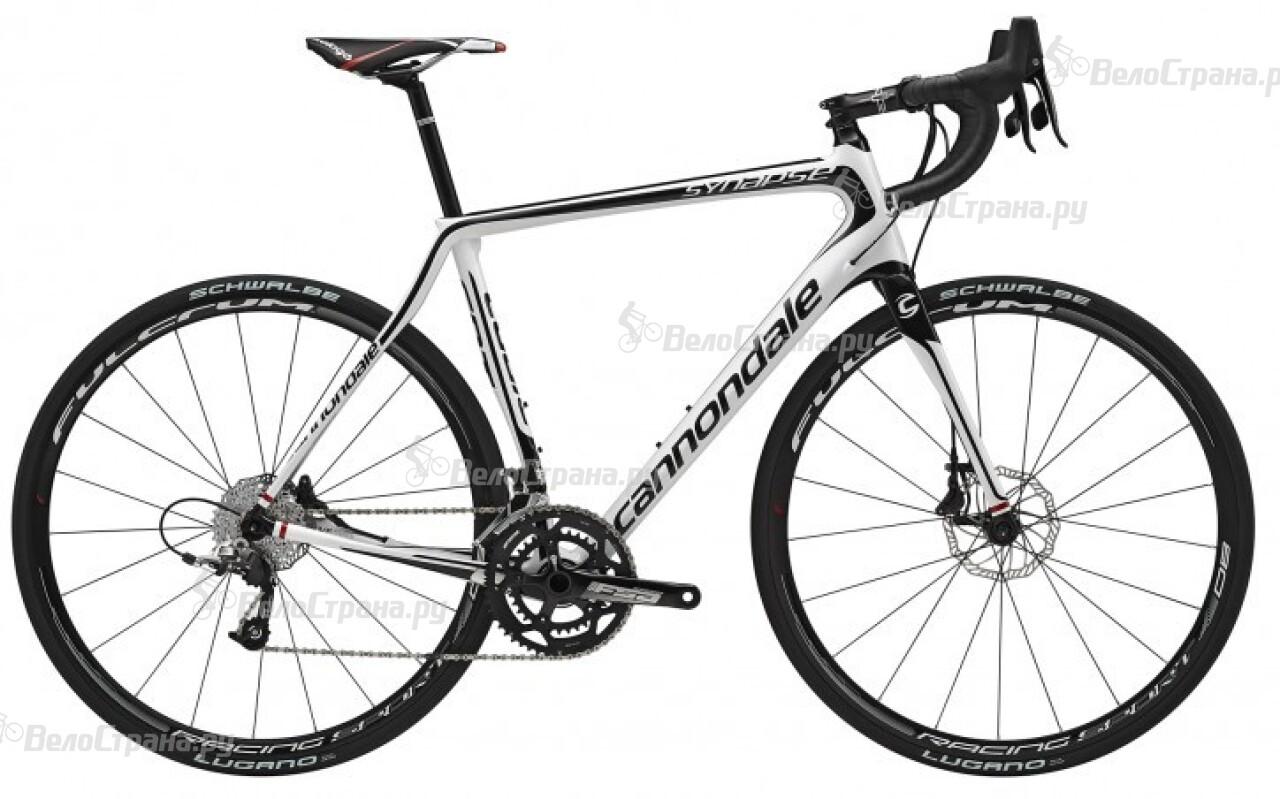 Велосипед Cannondale Synapse Carbon SRAM Rival Disc (2015)