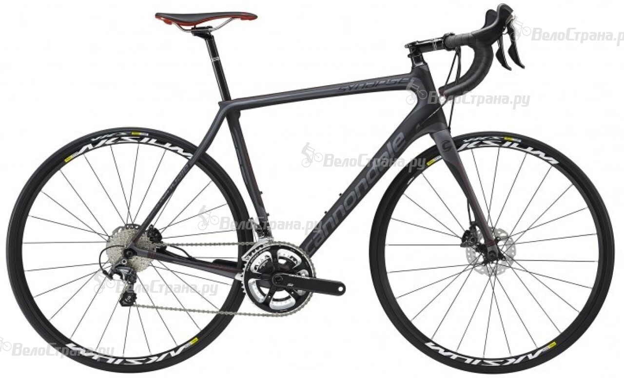 Велосипед Cannondale Synapse Carbon Ultegra Disc (2015) велосипед forward arsenal 101 2013