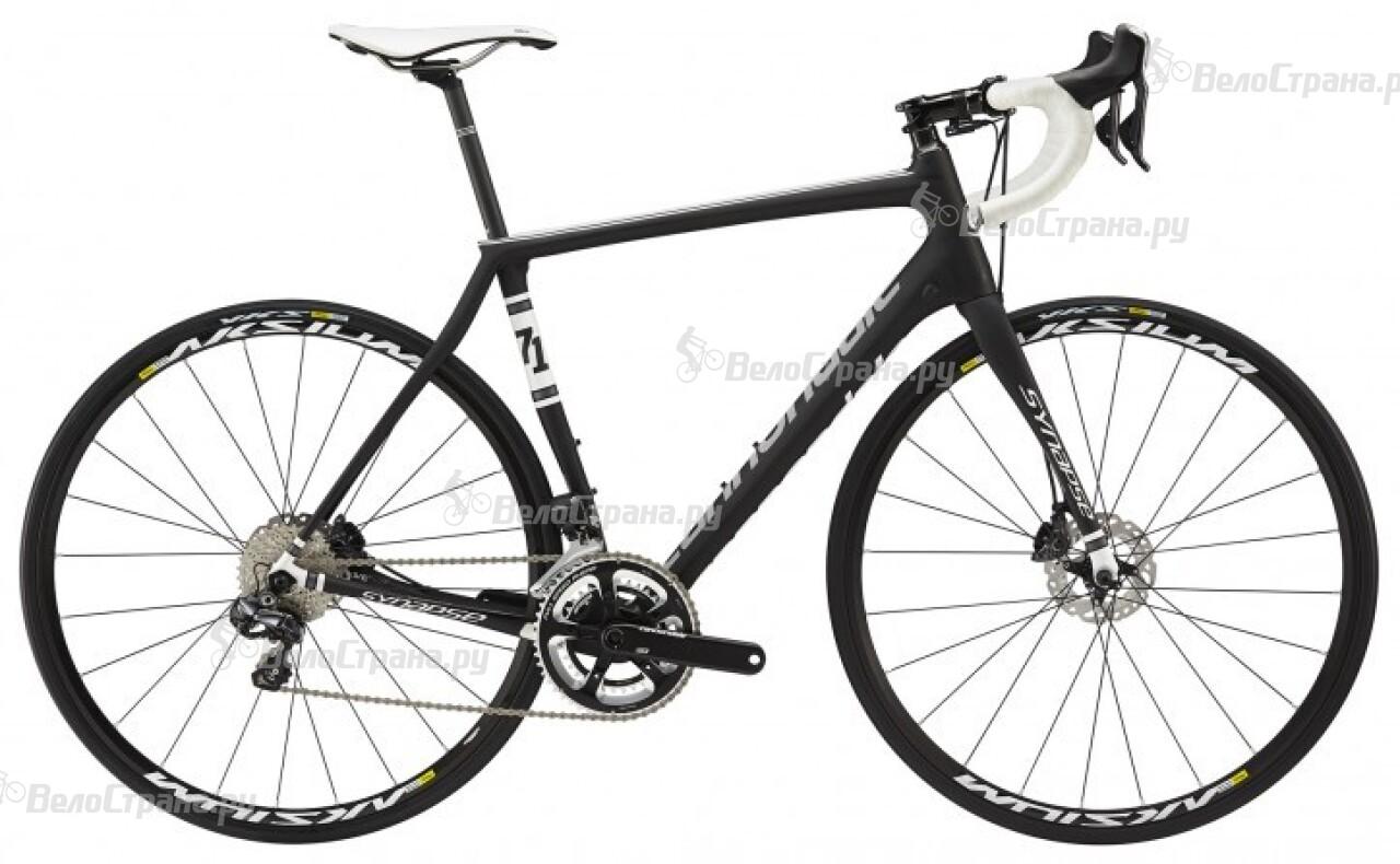 Велосипед Cannondale Synapse Carbon Ultegra Di2 Disc (2015)