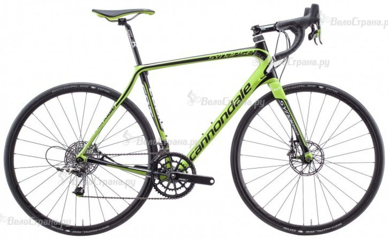 Велосипед Cannondale Synapse Hi-MOD SRAM Red Disc (2015)
