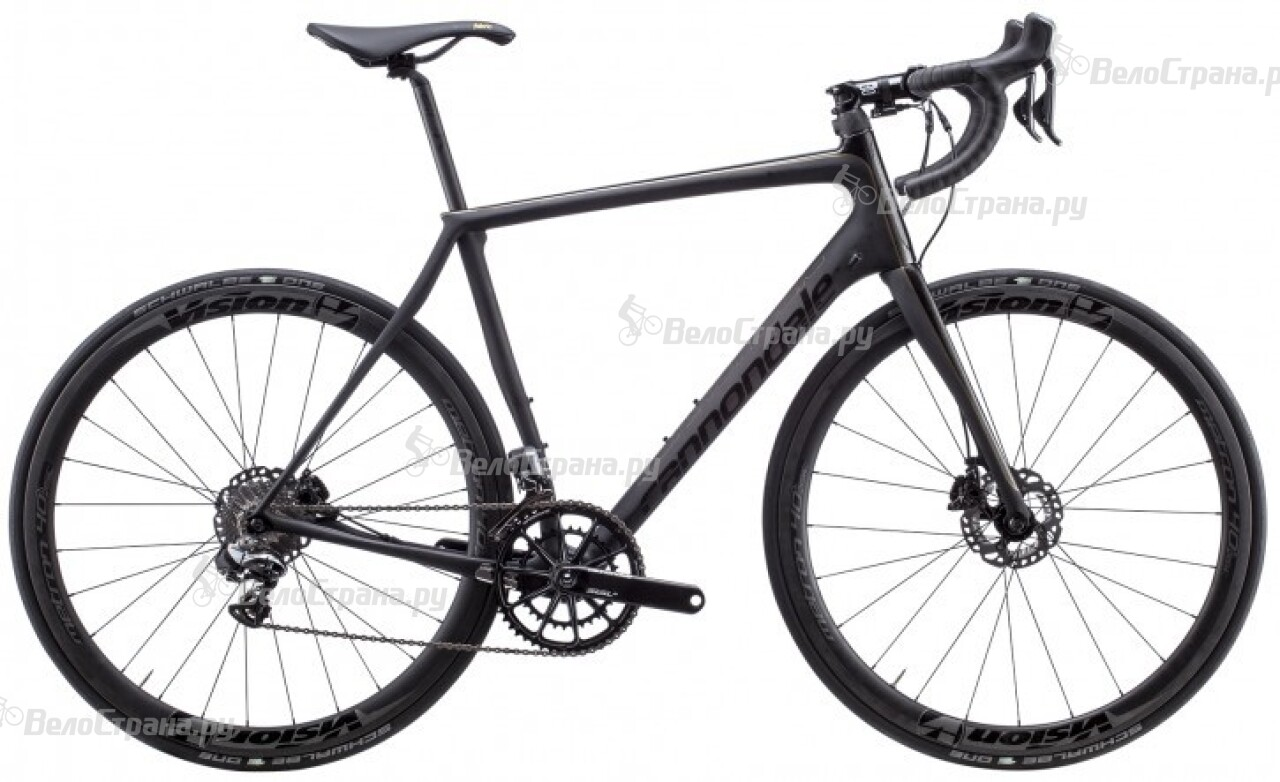 все цены на Велосипед Cannondale Synapse Hi-MOD Black Inc. Disc (2015) онлайн