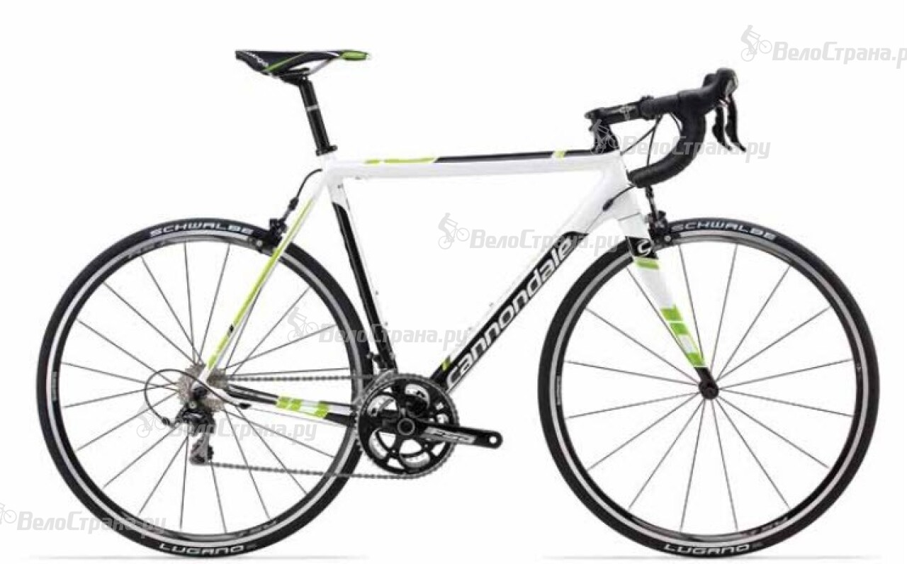 Велосипед Cannondale CAAD10 5 105 (2014) cannondale slice 105 2016