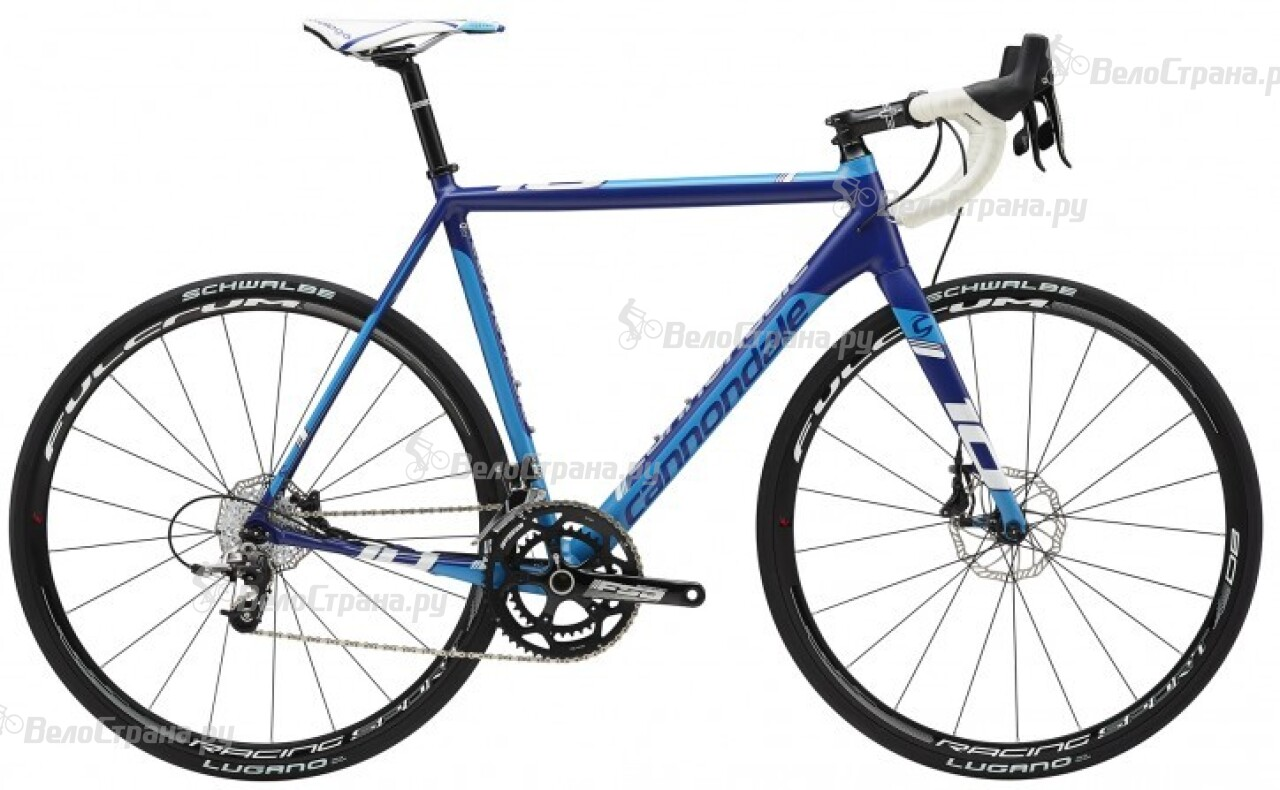 Велосипед Cannondale CAAD10 SRAM Rival Disc (2015)