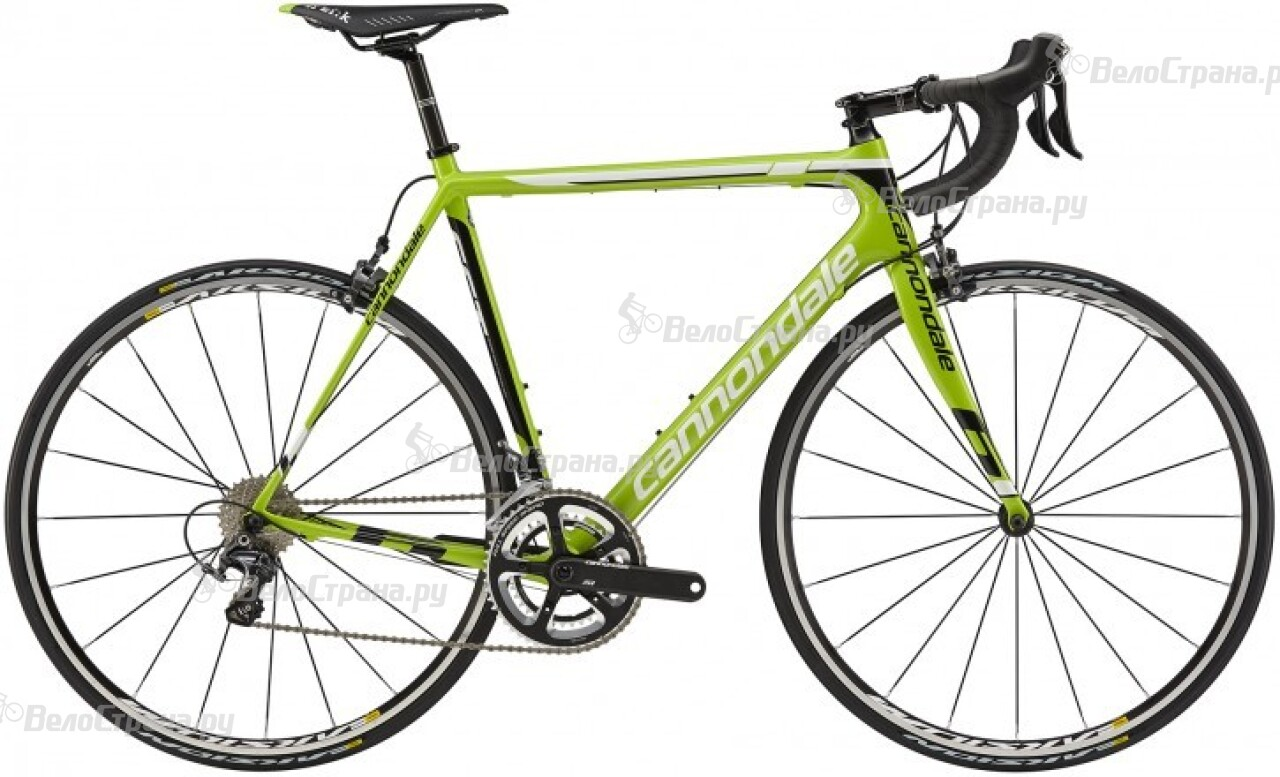 Велосипед Cannondale SuperSix EVO Carbon Ultegra (2015)
