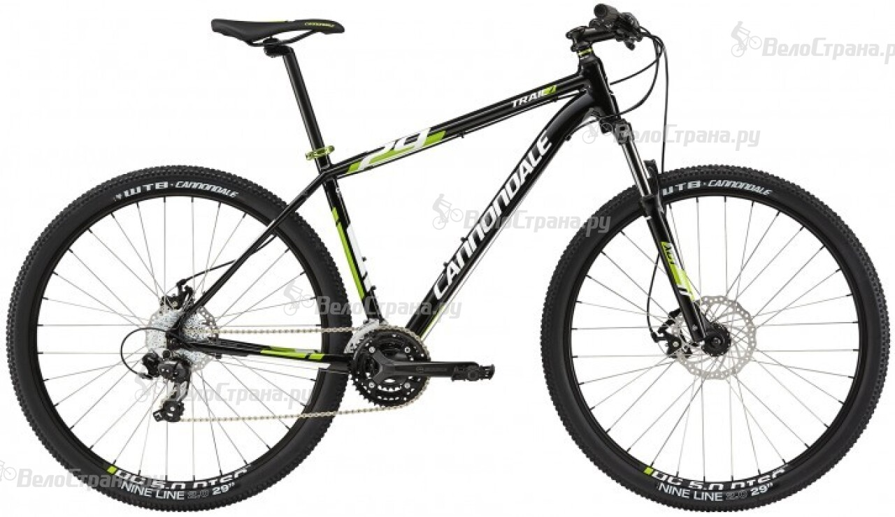 Велосипед Cannondale Trail 7 29 (2015) велосипед pegasus piazza gent 7 sp 28 2016