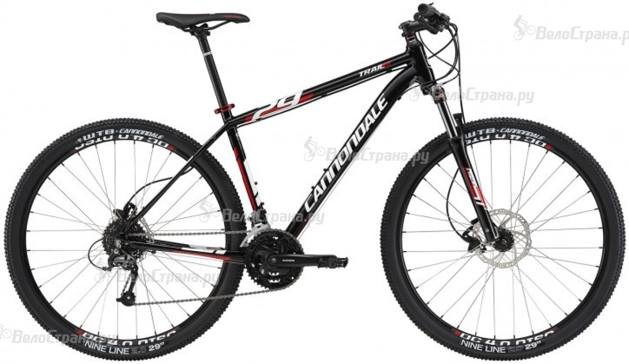 Велосипед Cannondale Trail 5 29 (2015) велосипед romet monsun 29 1 0 2015