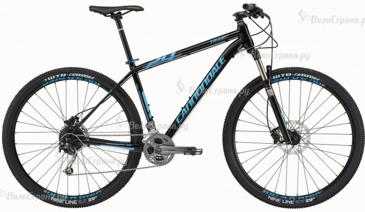 Велосипед Cannondale Trail 3 29 (2015) велосипед romet monsun 29 1 0 2015