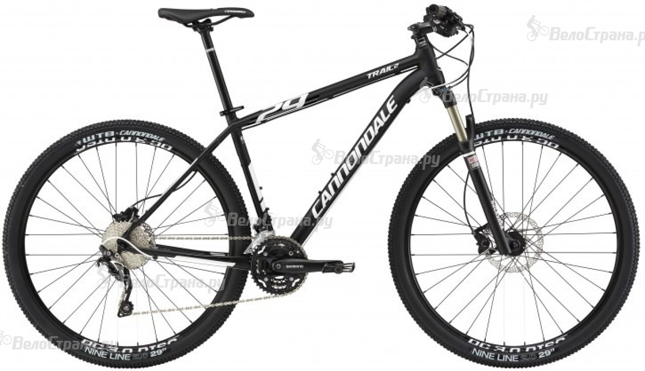 Велосипед Cannondale Trail 2 29 (2015) велосипед romet monsun 29 1 0 2015