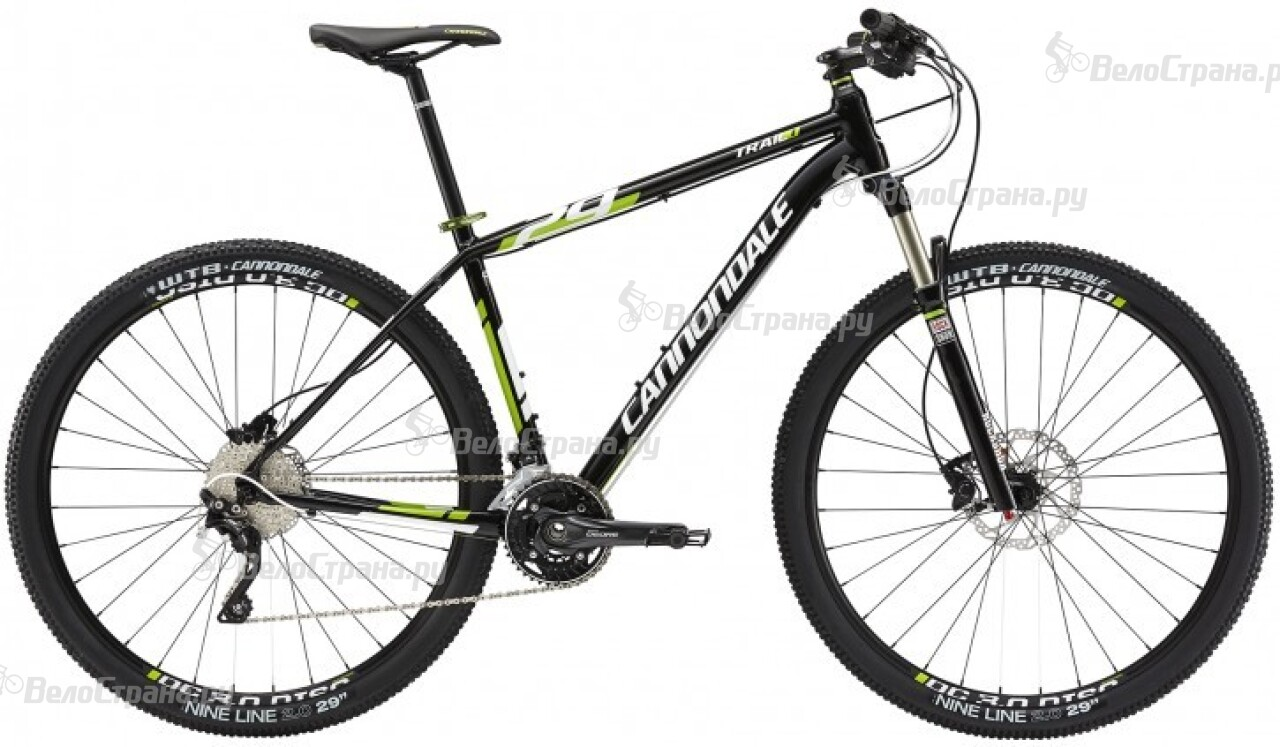 Велосипед Cannondale Trail 1 (2015)