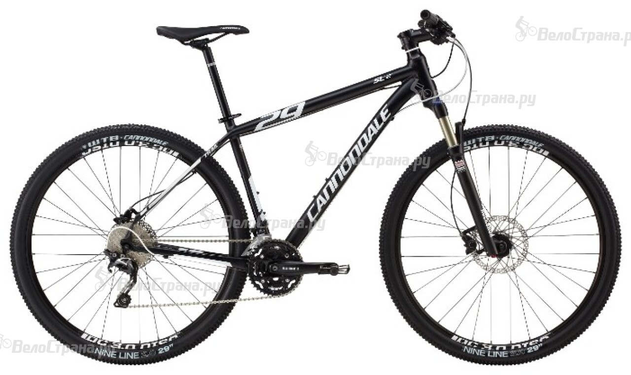 Велосипед Cannondale TRAIL SL 29ER 2 (2014)