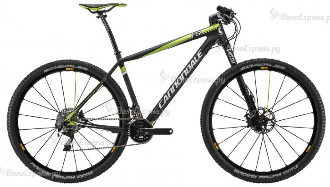 Велосипед Cannondale F-Si Carbon 1 (2015) exmork 100 вт 12 в poly si