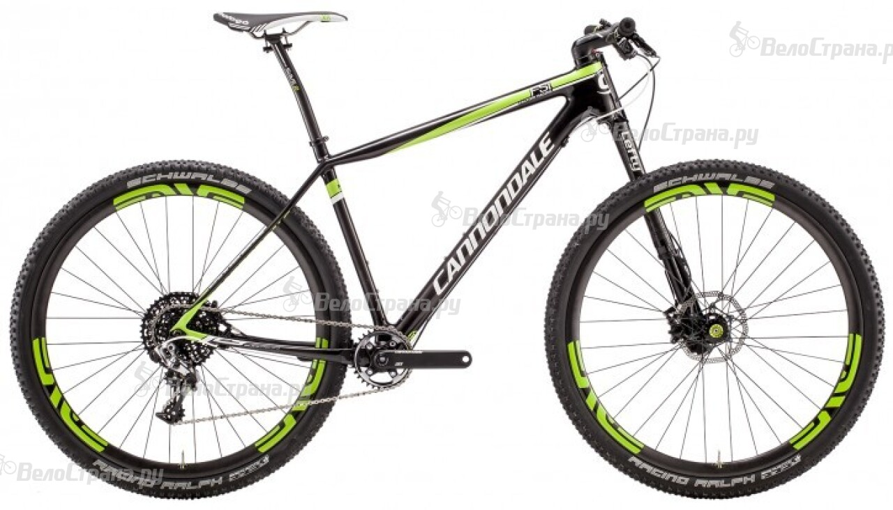 Велосипед Cannondale F-Si Carbon Team (2015)