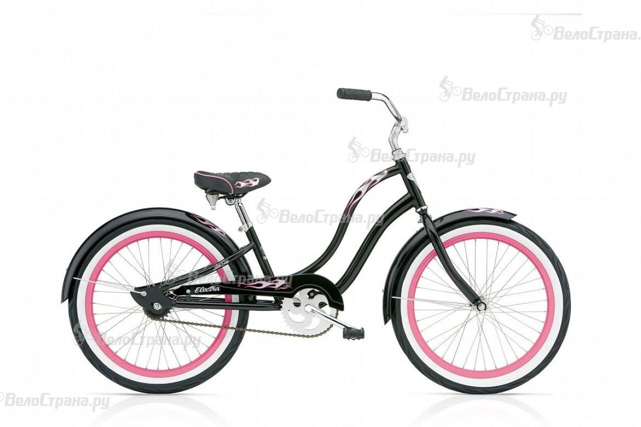 Велосипед Electra Kids Betty 20 Ladies (2016) велосипед electra hell betty tandem 7i 2016